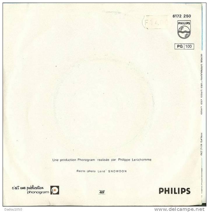 GAINSBOURG - Vinyl Records