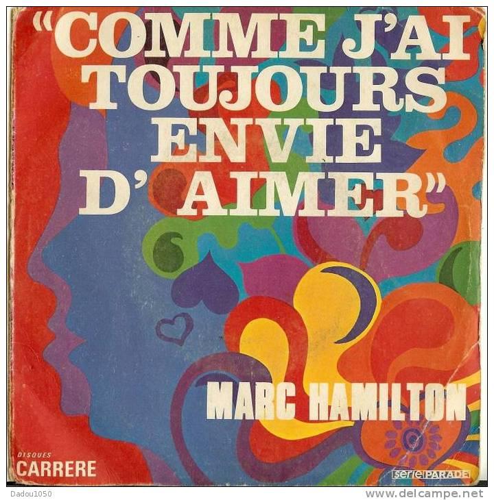 MARC HAMILTON - Vinyl-Schallplatten