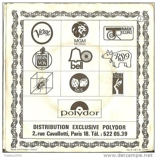 MARIE LAFORET - Vinyl-Schallplatten