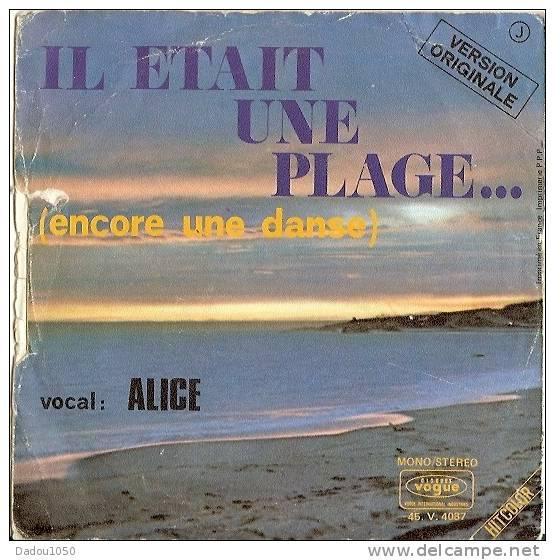 IL ETAIT UNE PLAGE - Vinylplaten