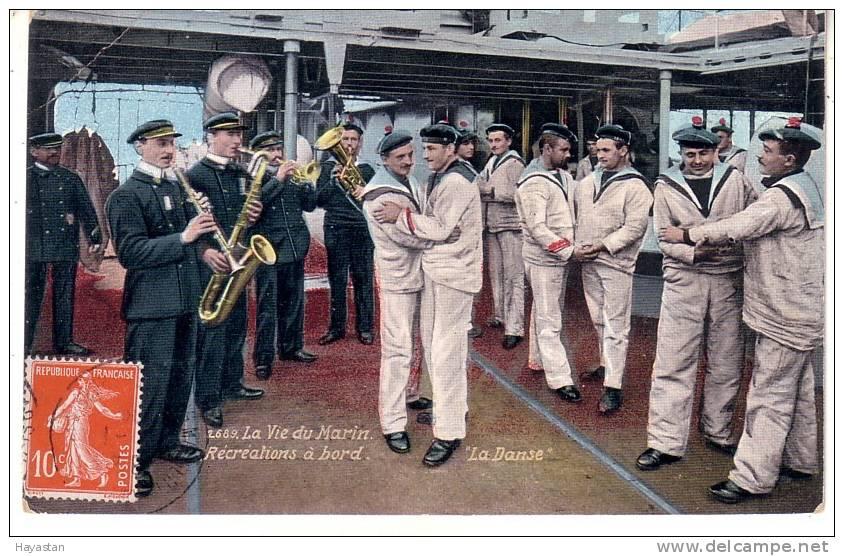 Loisirs des marins à bord 140_001