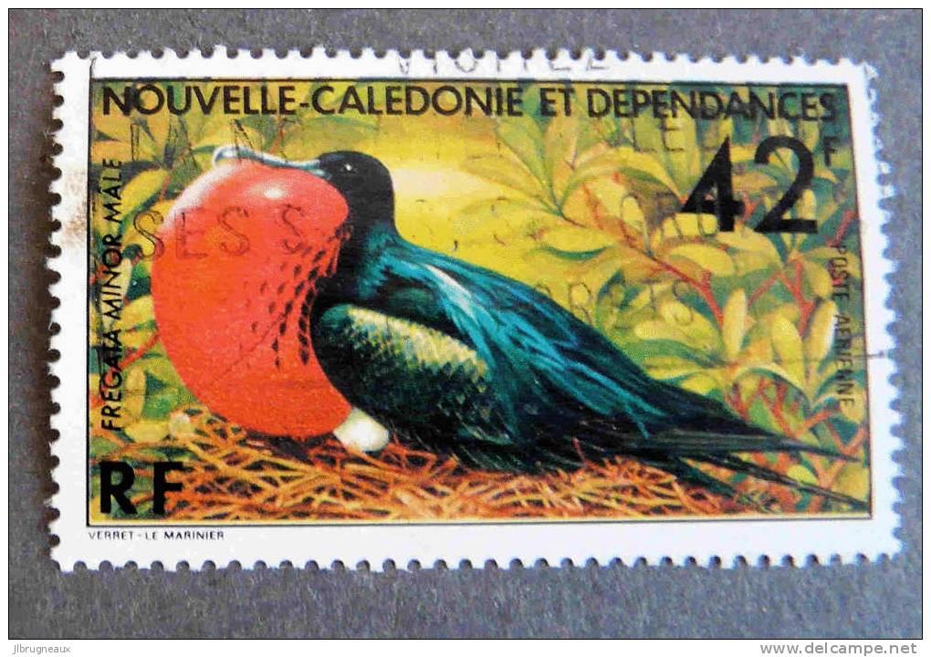 YT PA 178 O  - Nouvelle Calédonie - 1977 - Oiseau De Mer - New Caledonia