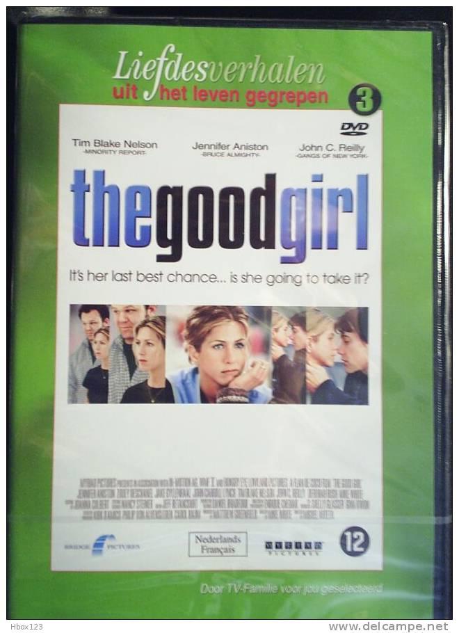 THE GOOD GIRL (Jennifer Aniston) - Sealed. - Komedie