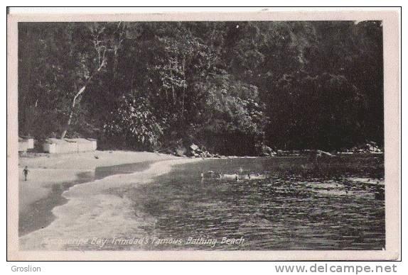 MACQUERIPE BAY TRINIDAD FAMOUS BATHING BEACH (TRINIDAD ET TOBOGO) - Trinidad