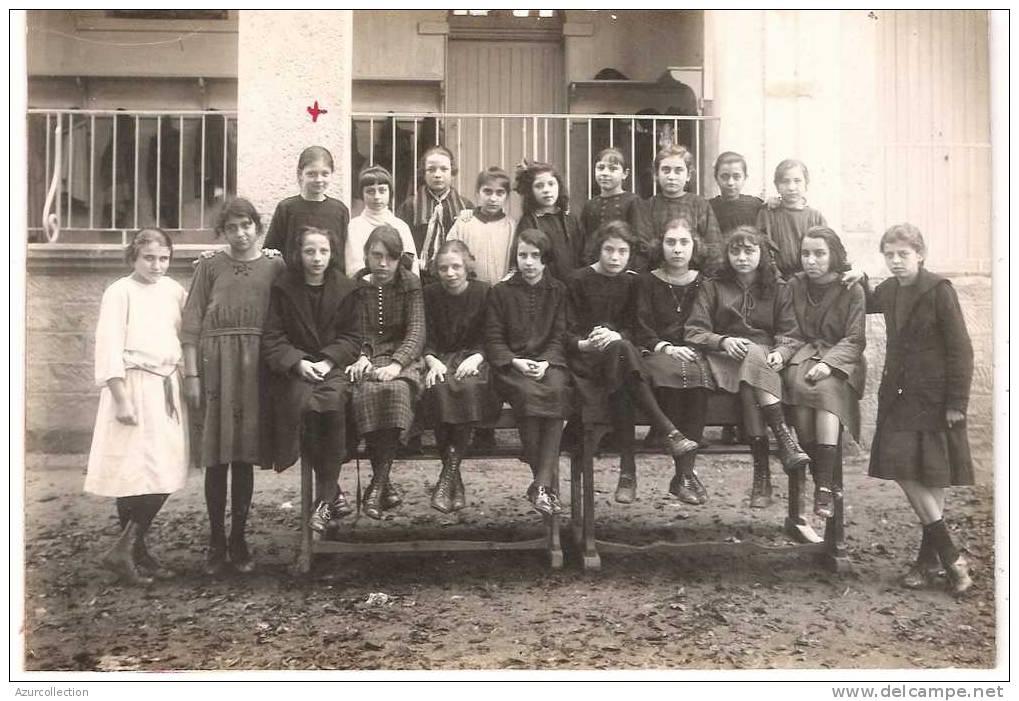 ECOLE DE DJIDJELLI . ALGERIE . 1922 - Lieux