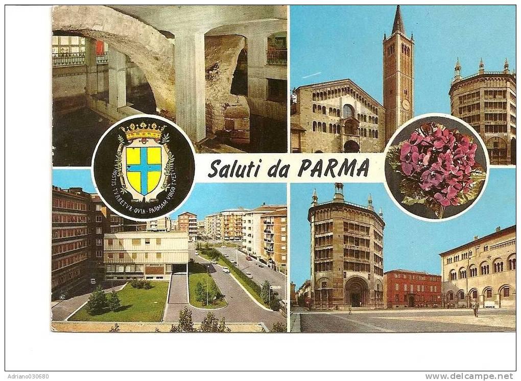 Saluti Da Parma Emilia Romagna - Parma