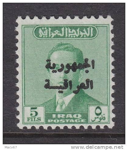 Iraq 196b  *  1954-7  Issue - Iraq