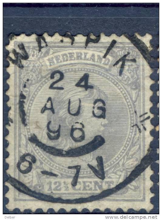 _Bg850: NVPH N° 38: WASPIK - Period 1891-1948 (Wilhelmina)