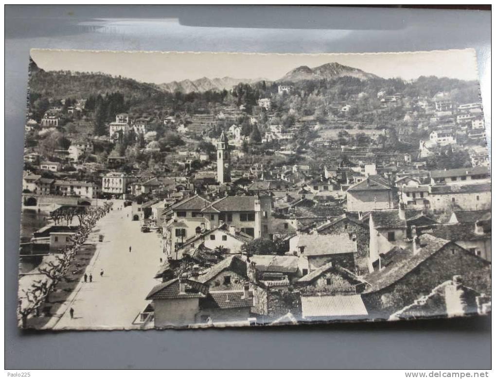 ASCONA  Anni '50 BN VG Piccola - TI Ticino