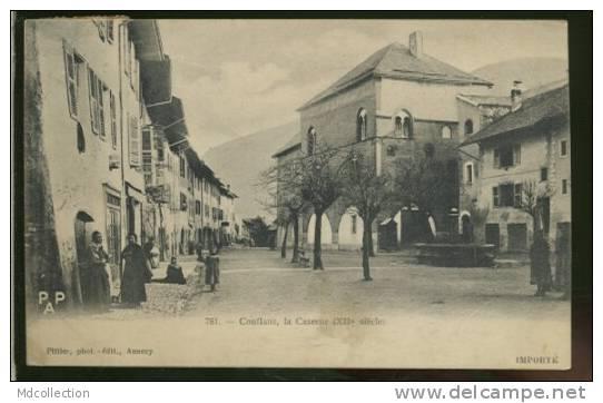 73 ALBERTVILLE  Conflans - Caserne - Albertville