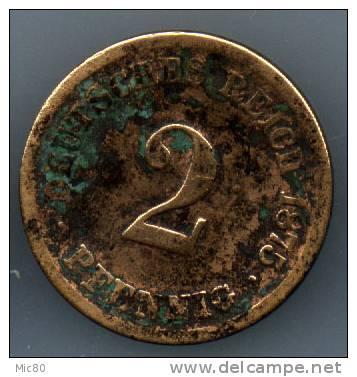 Allemagne 2 Pfennig 1875 B - [ 4] 1933-1945 : Third Reich
