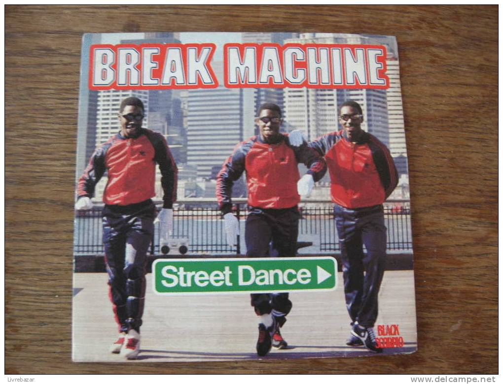 BREAK MACHINE STREET DANCE - Disco, Pop