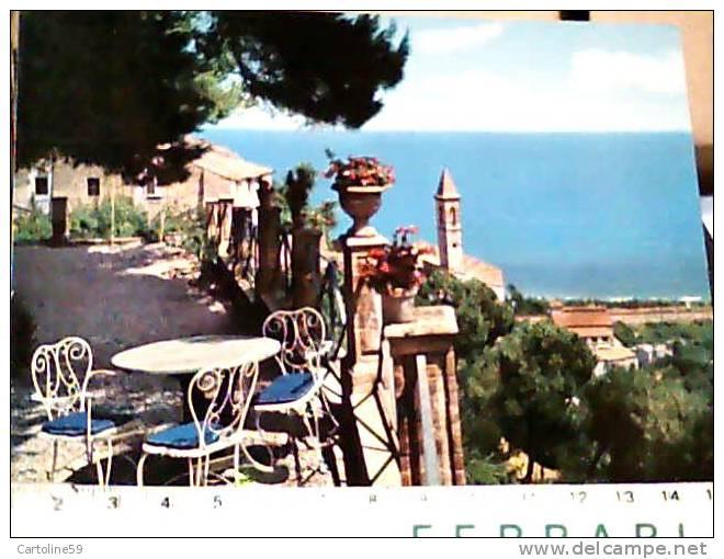 CUPRAMARITTIMA  SCORCIO VB1968  BZ450 - Ascoli Piceno