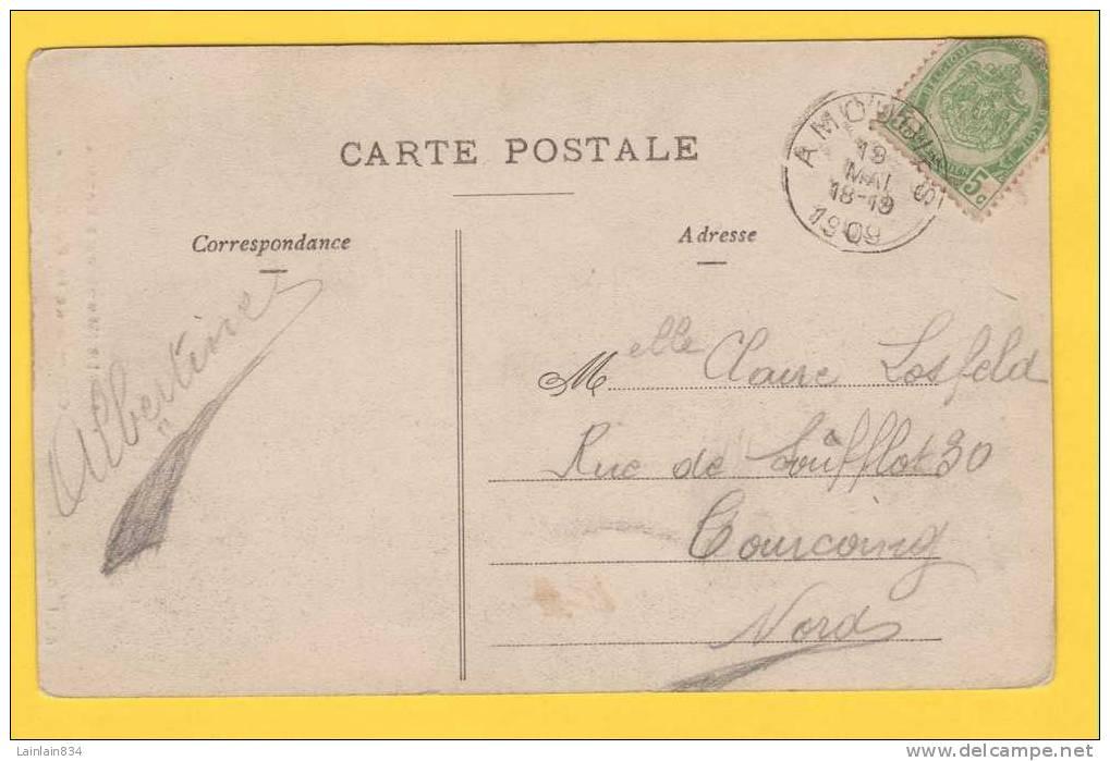 - ORROIR -  Mont De L´Enclus - Chemin De La Fontaine -  Trés Rare, écrite, Datée Du 19 Mai 1909, Cachet Amouoises ?. - Belgique