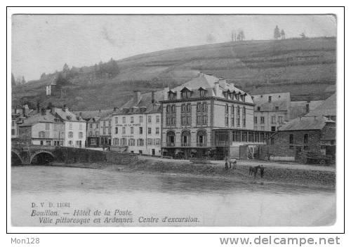 BOUILLON - HOTEL DE LA POSTE - Bouillon