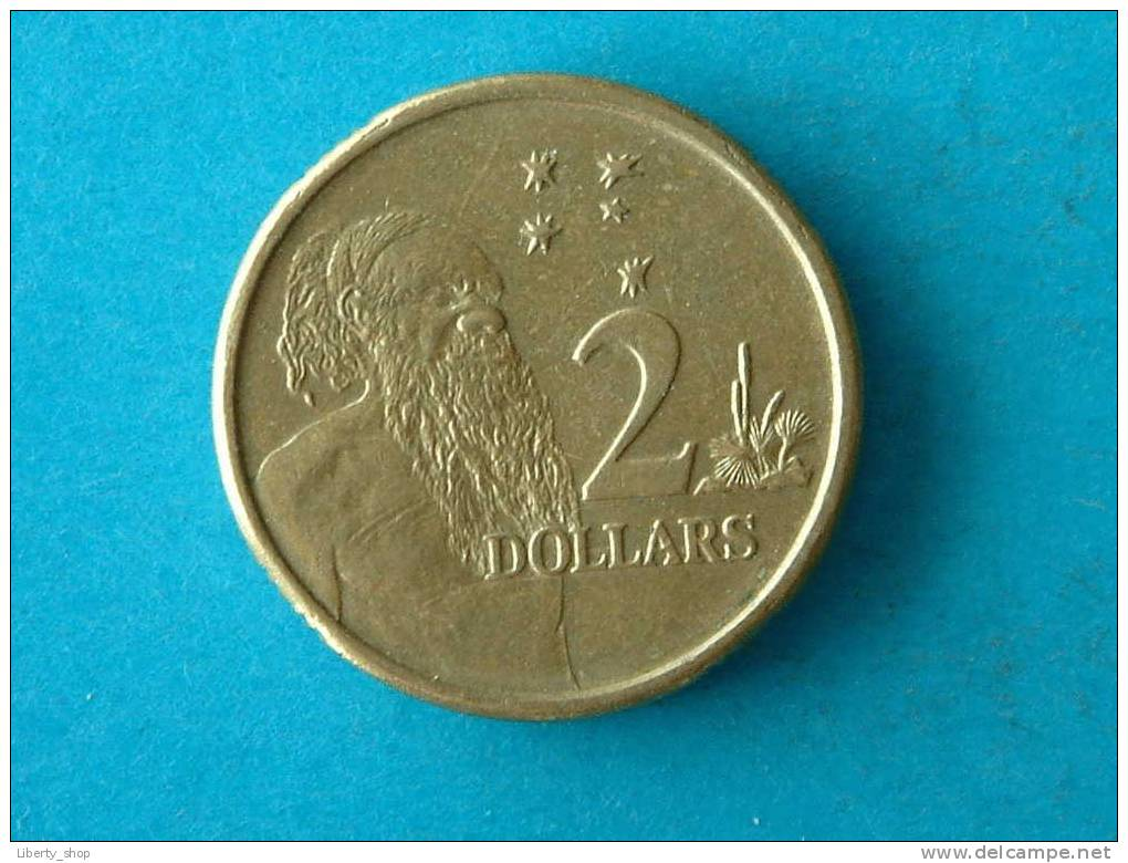2 DOLLARS 1994 XF / KM 101 ! - Australie