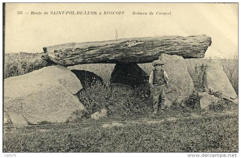 Dolmens - Mégalithe - Dolmen & Menhirs