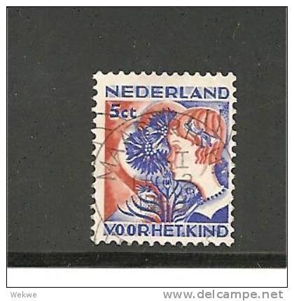 Nl Mi.nr.254/ Kornblume 1932 O - Period 1891-1948 (Wilhelmina)