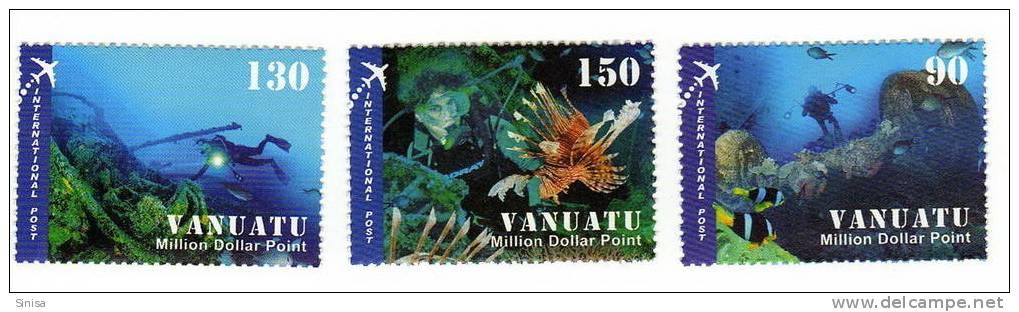 Vanuatu / Million Dollars Point - Vanuatu (1980-...)