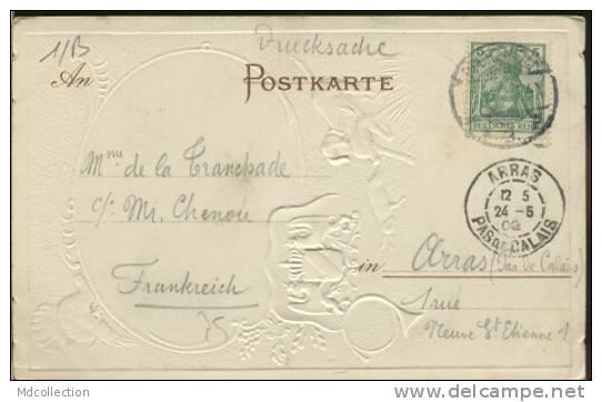 ALLEMAGNE PFORZHEIM  /  Gruss Aus Pforzheim  / Couleur - Pforzheim