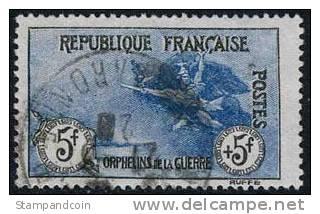 France B10 XF Used 5fr+5fr La Marseillaise - France