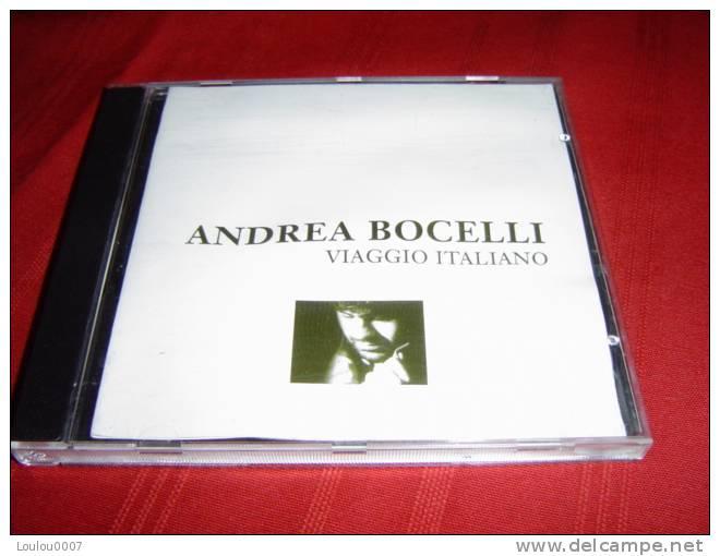 """ANDREA BOCELLI """" VIAGGIO ITALIANO """"  *** ALBUM CD *** - Musique & Instruments"""
