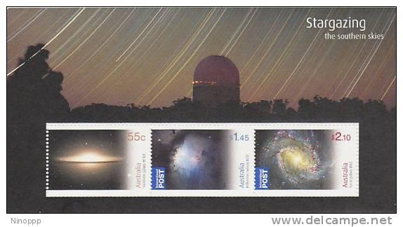 Australia-2009 Stargazing The Sothern Skies MS  MNH - Sheets, Plate Blocks &  Multiples