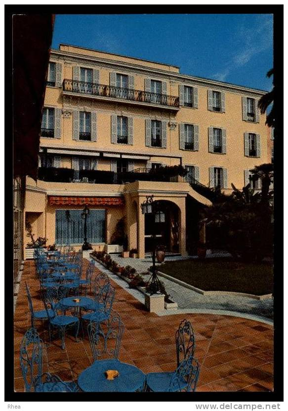 06 Menton Hotel D06D K06083K C06083C RH077852 - Menton