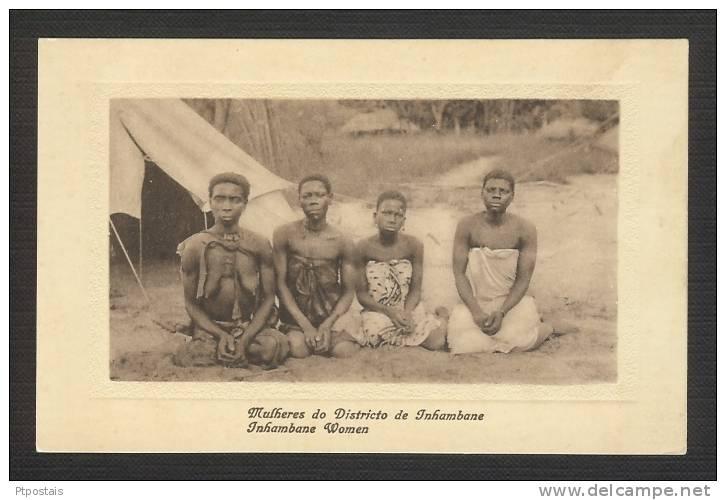 MOÇAMBIQUE Mozambique - Inhambane Women - Mozambique