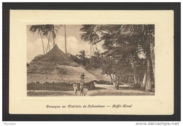 MOÇAMBIQUE Mozambique - Inhambane Kaffir Kraal - Mozambique