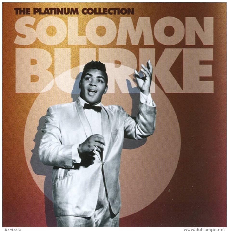 CD 60 Ans Atlantic Records   Salomon Burke - Soul - R&B