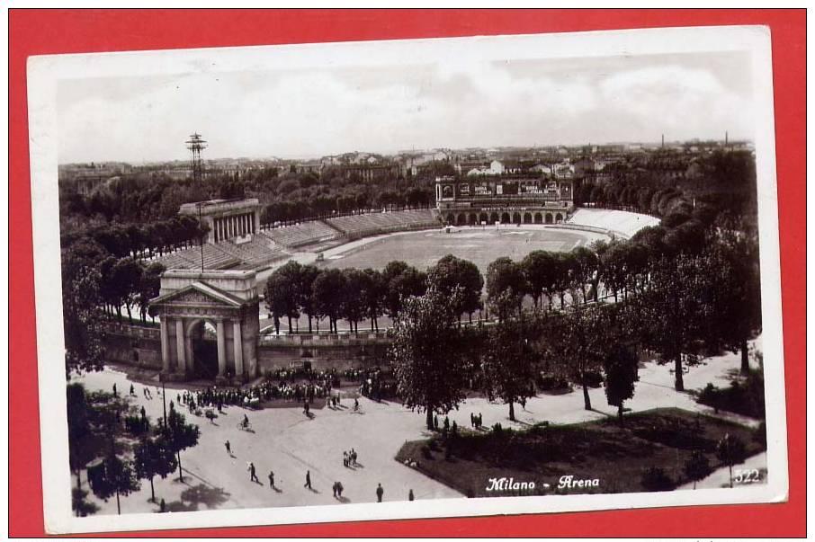 MILANO-ARENA-VIAGGIATA  1935-BIRRA ITALIA - Milano