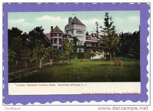 """Yaddo"" Spencer Trask´s Home, Saratoga, NY - Saratoga Springs"