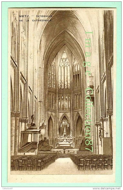 Architecte D Interieur Moselle 57 - moselle - metz - interieur de la cathedrale (numéro d'objet: #68854738)