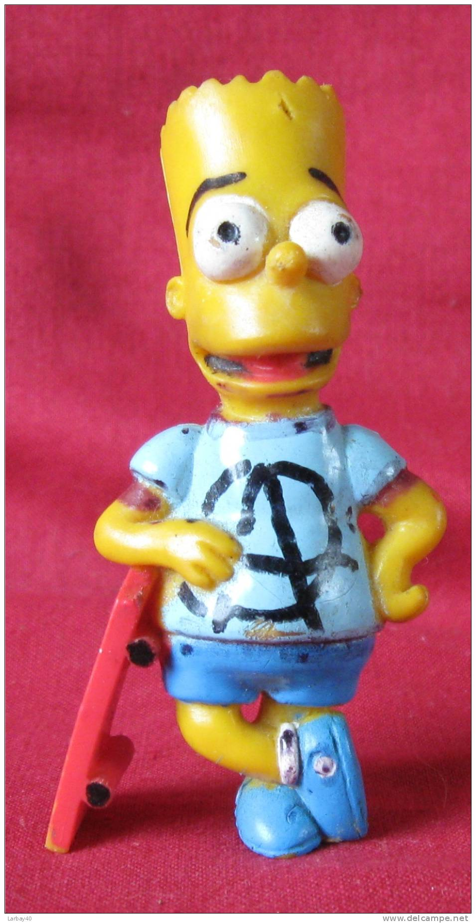 1 Figurine Simsons 1994 - Figurines