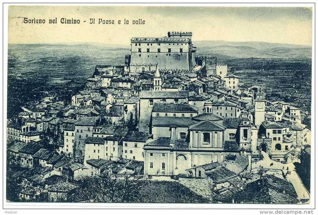 C.798. SORIANO NEL CIMINO - Viterbo - Viterbo