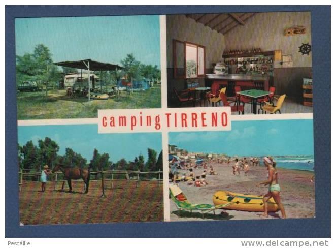 LAZIO - CP CAMPING TIRRENO - LIDO DI LATINA - ANIMATION - Latina