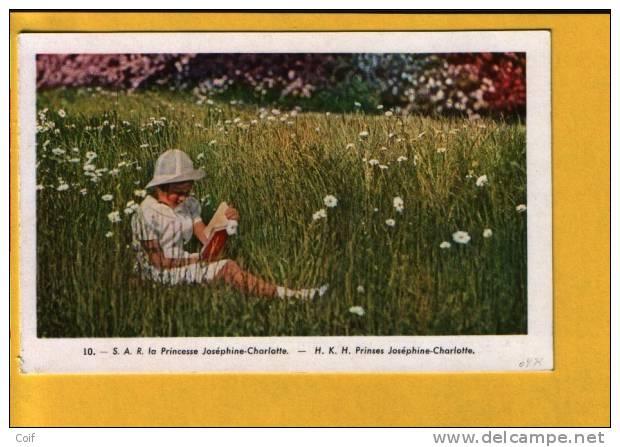 N° 10 Neuve S.A.R. La Princesse Joséphine-Charlotte - Stamped Stationery