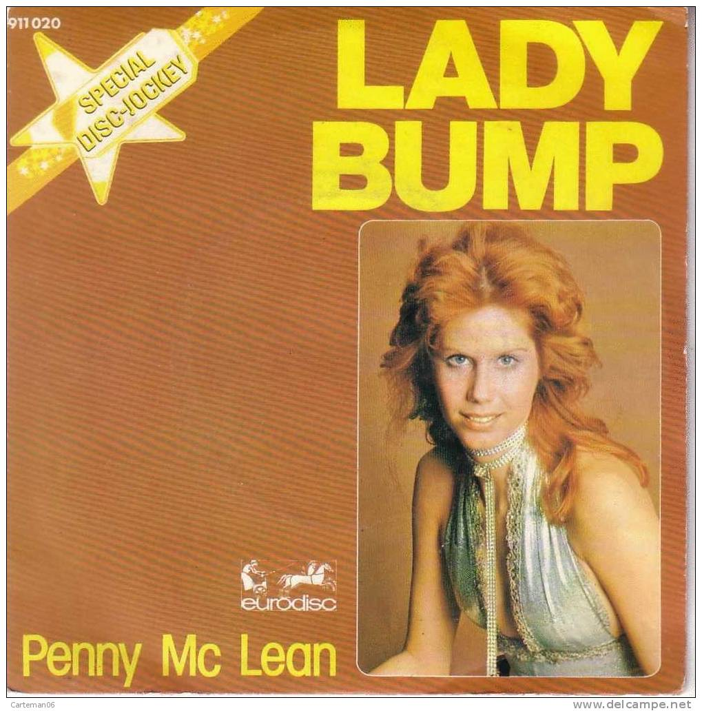 45 T - Penny Mc Lean - Lady Bump - Disco, Pop