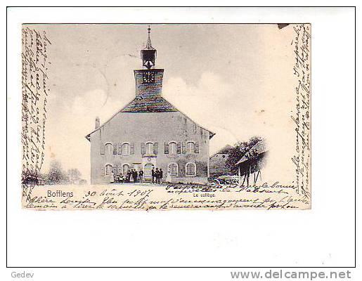 Bofflens Le Collège (720) - VD Vaud