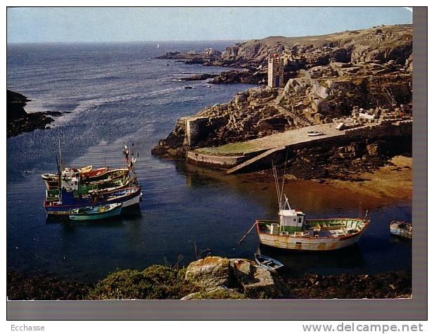 121 Ile D'yeu Le Port De La Meule - Ile D'Yeu