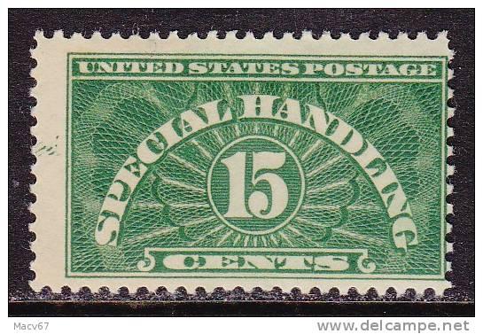 U.S. QE 2  * - Parcel Post & Special Handling