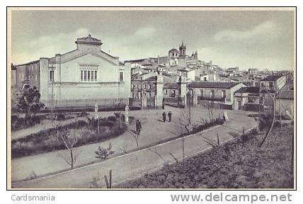 Caltagirone(Catania)-Giardini)-Pubblici - Catania
