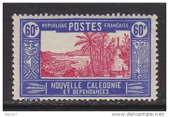New Caledonia  150   *   CHIEFS HOUSE - New Caledonia