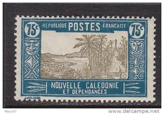 New Caledonia  153   *   CHIEFS HOUSE - New Caledonia