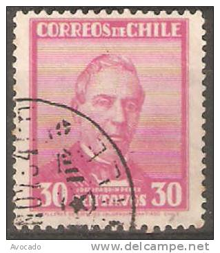 Chili 30c Bright Pink - Chile
