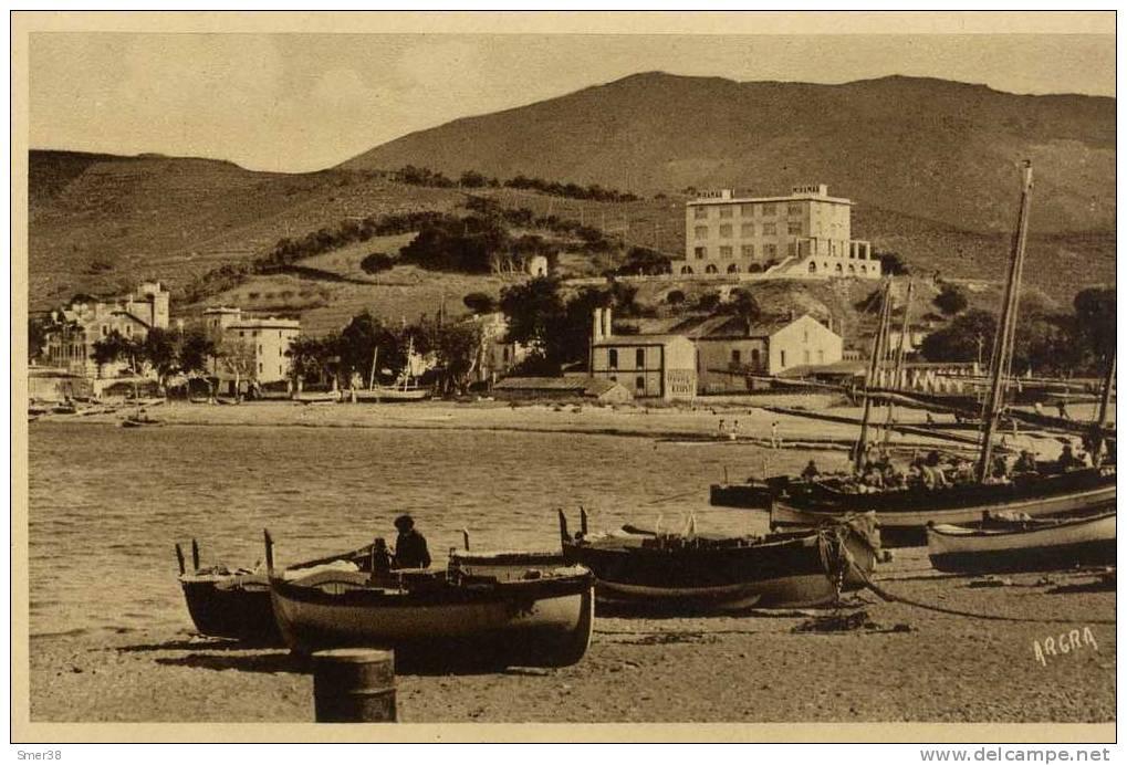 66 - Banyuls- Le Port - 507 - Banyuls Sur Mer