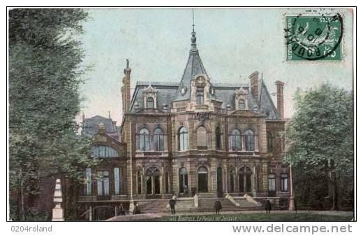 Roubaix - Le Palais De Justice : Achat Immédiat - Roubaix