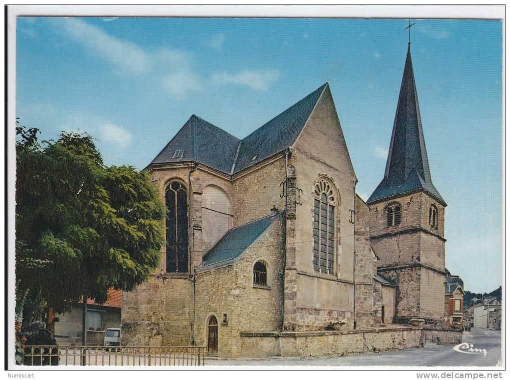 Rilly-la-montagne...église.. - Rilly-la-Montagne