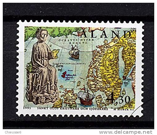 Aland** N° 106 - Hommage à Saint-Olav - Aland